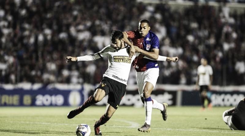 Em confronto decisivo pela Série B, Sport e Paraná duelam na Ilha do Retiro