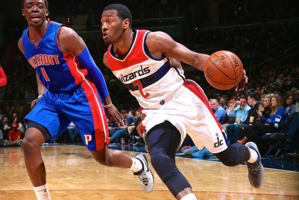 Los Wizards sufren para imponerse a los Pistons