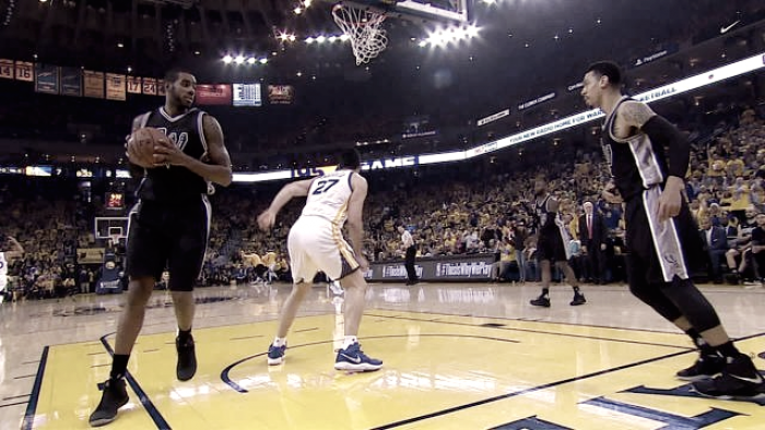 NBA Playoffs: gli Spurs surclassati all'Oracle Arena. Le parole dei protagonisti