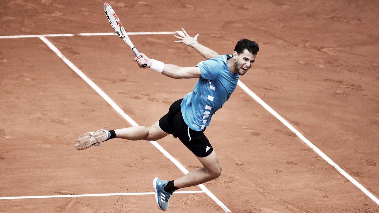 Thiem vence Djokovic pela semifinal de Roland Garros (3-2)