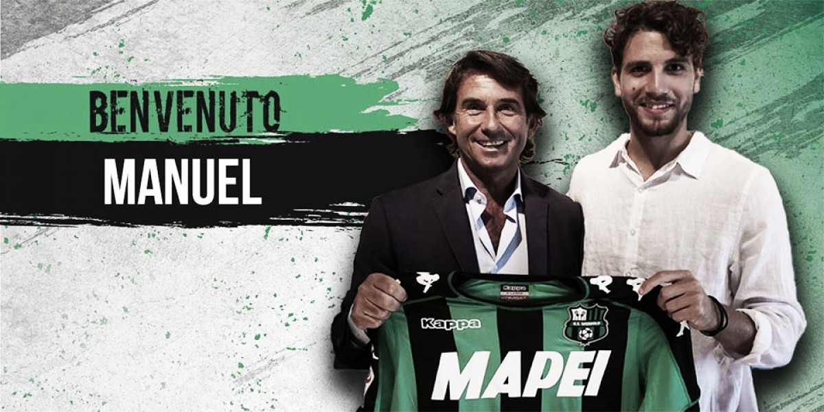 Manuel Locatelli ya es de Sassuolo