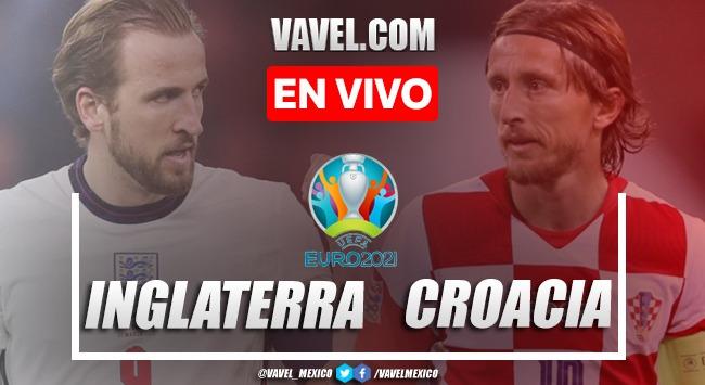 Resumen y gol: Inglaterra 1-0 Croaciaen Fase de Grupos de la Euro 2020