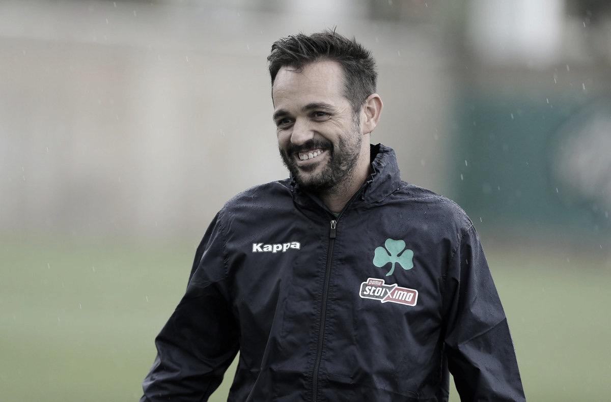Dani Poyatos, destituido como técnico del Panathinaikos FC