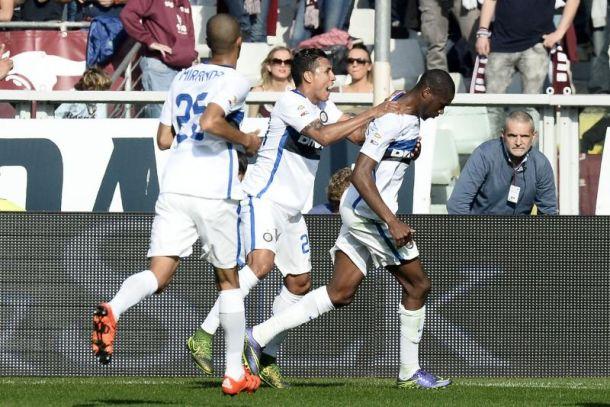 Et voilà Kondogbia! L'Inter espugna l'Olimpico di Torino per 1-0