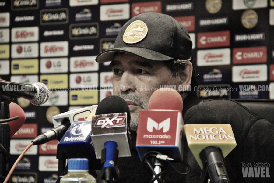 """Diego Maradona: """"Dijeron que estábamos muertos, hoy no pueden decir nada"""""""