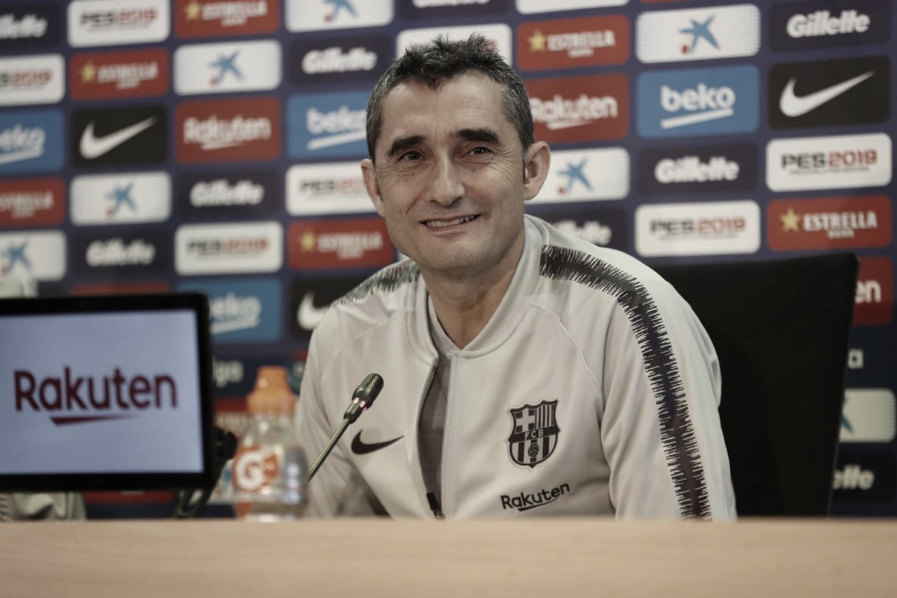 Após derrota para o Betis, Valverde diz que La Liga 'está se mostrando muito competitiva'