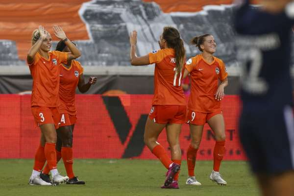 Houston Dash vs Sky Blue FC: A good win at home