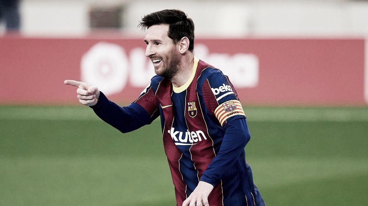 Bola de Ouro? Site de análises considera Lionel Messi melhor jogador em 2020-21