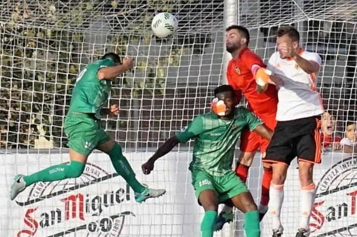 El Mestalla conquista Cornellà