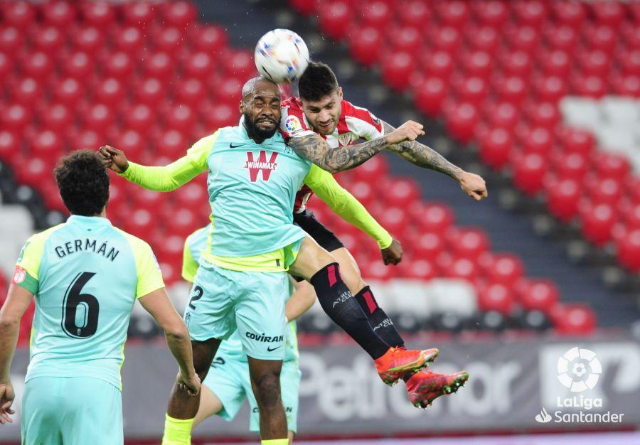 Athletic Club de Bilbao- Granada CF: puntuaciones del Granada, jornada 26 de LaLiga
