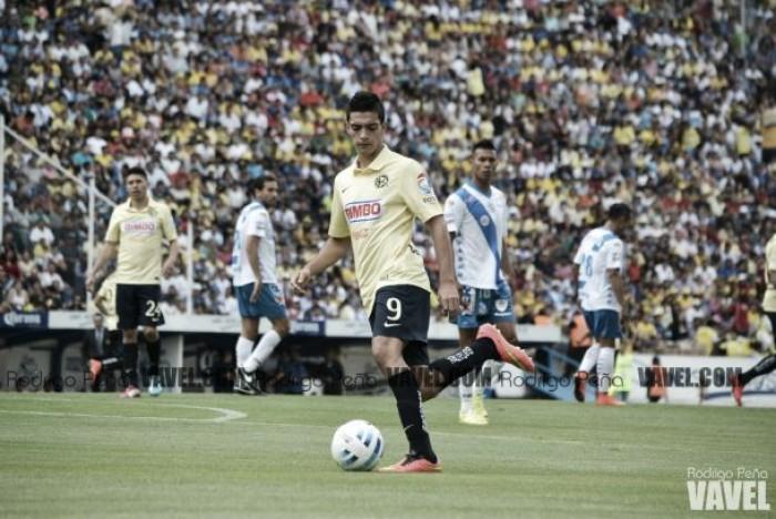 El debut y despedida goleador de Raúl Jiménez