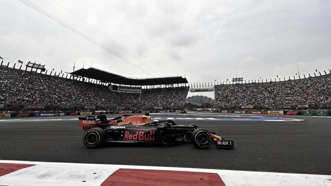 La pole position de México es para Verstappen
