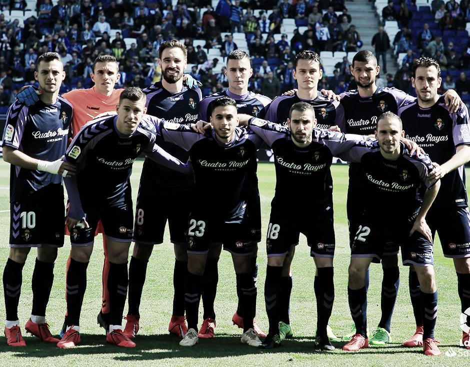 Los números del Real Valladolid