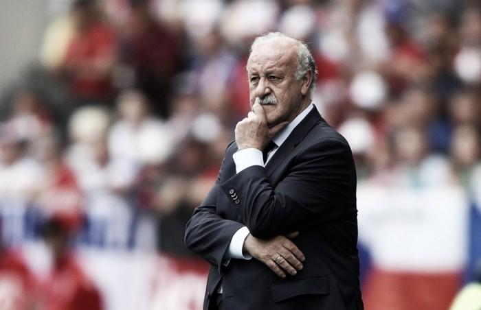"""Euro 2016, Del Bosque si gode il successo ed esalta la Roja: """"La Spagna ha dominato"""""""