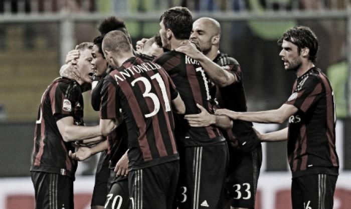 AC Milan - Carpi: los 'rossoneri' buscan afianzarse en la sexta plaza