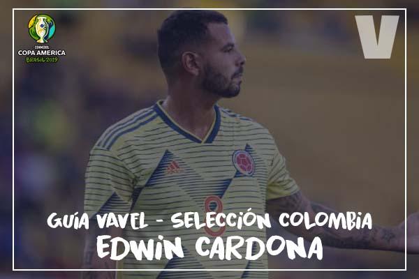 Guía VAVEL, cafeteros en la Copa América 2019: Edwin Cardona