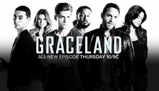 'Graceland' llega a Fox España en septiembre