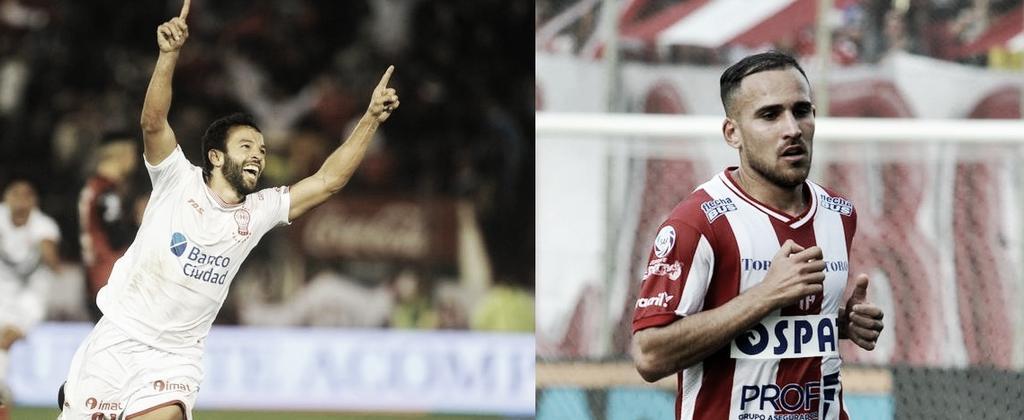 Cara a cara: Lucas Gamba vs Franco Fragapane