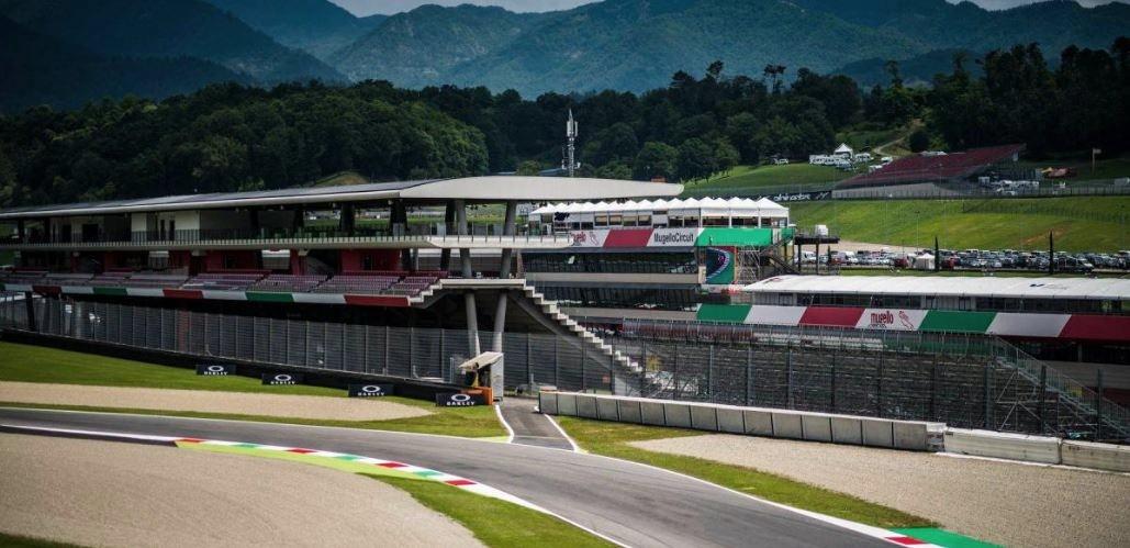 Gran Premio de Mugello cancelado