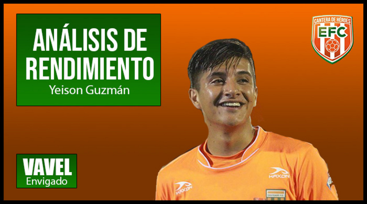 Análisis naranja 2018-II: Yeison Guzmán