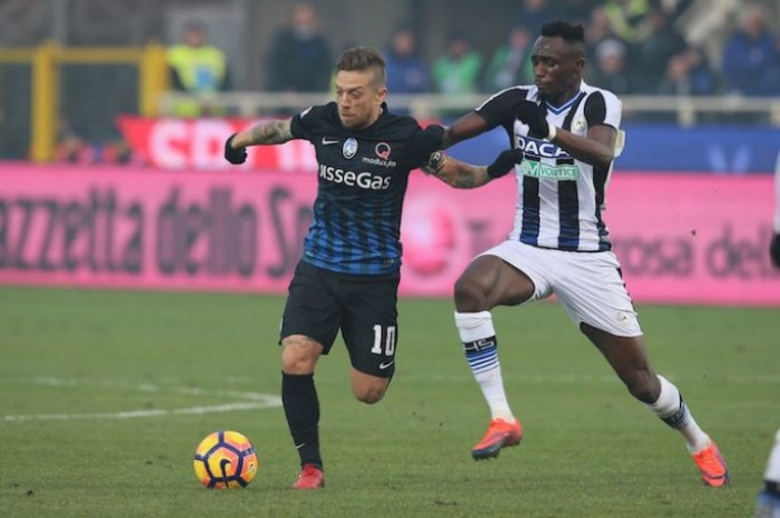Serie A: Atalanta-Udinese 1-3, gol e highlights