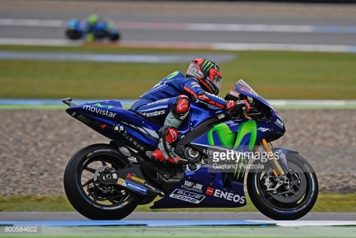 MotoGP: Crash in Assen means Vinales loses championship lead