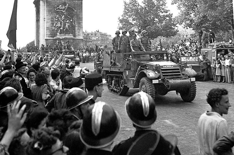 """La """"otra"""" participación española en la II Guerra Mundial"""