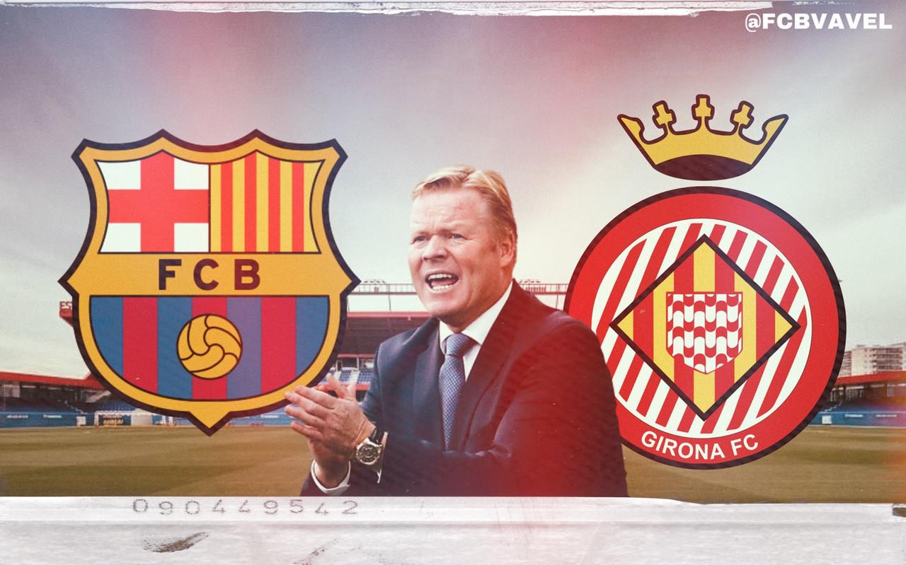 Previa FC Barcelona-Girona FC: segundo test de pretemporada