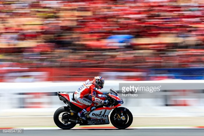 MotoGP: The Ducati dream