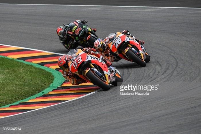 MotoGP: Repsol Honda's consistency pays off