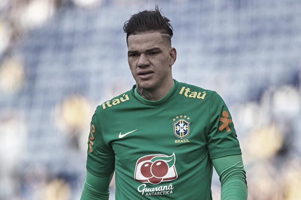 """Ederson Moraes: """"Va a ser un partido muy duro, que se puede decidir en detalle"""""""