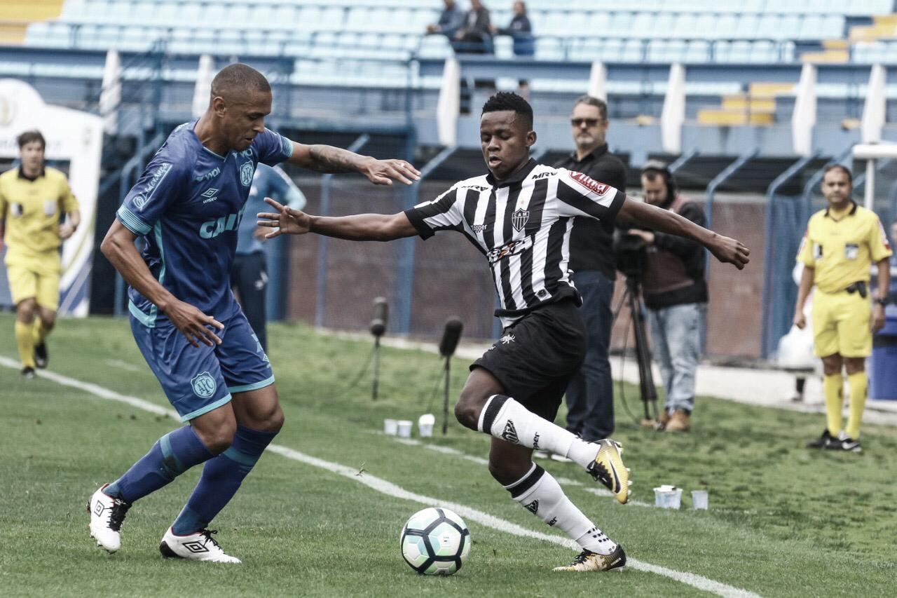 Resultado de Atlético-MG x Avaí pelo Campeonato Brasileiro (2-1)