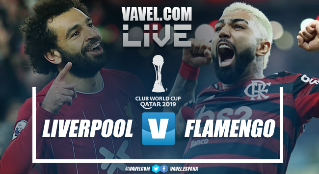 Liverpool vs Flamengo Live Stream and Score Updates (0-0)