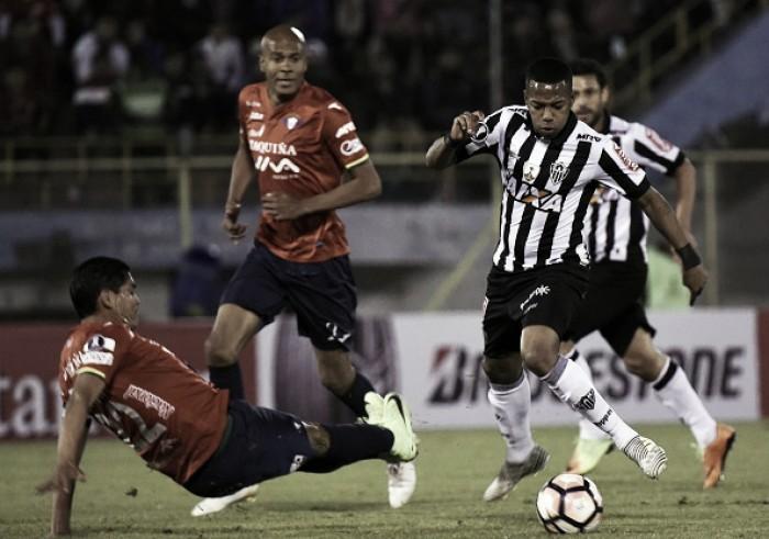 Atlético-MG cria pouco e perde para Jorge Wilstermann na Bolívia