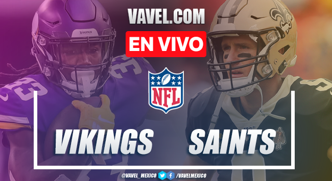 Resumen y touchdowns: Minnesota Vikings 26-20 New Orleans Saints en NFL Wild Card 2020