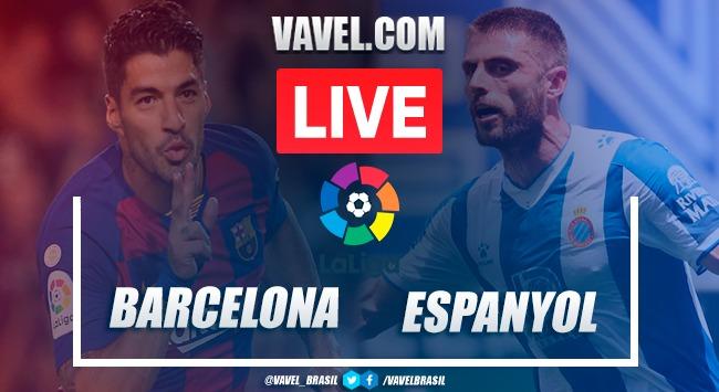 Gol e melhores momentos para Barcelona 1x0 Espanyol pela LaLiga 2019-20