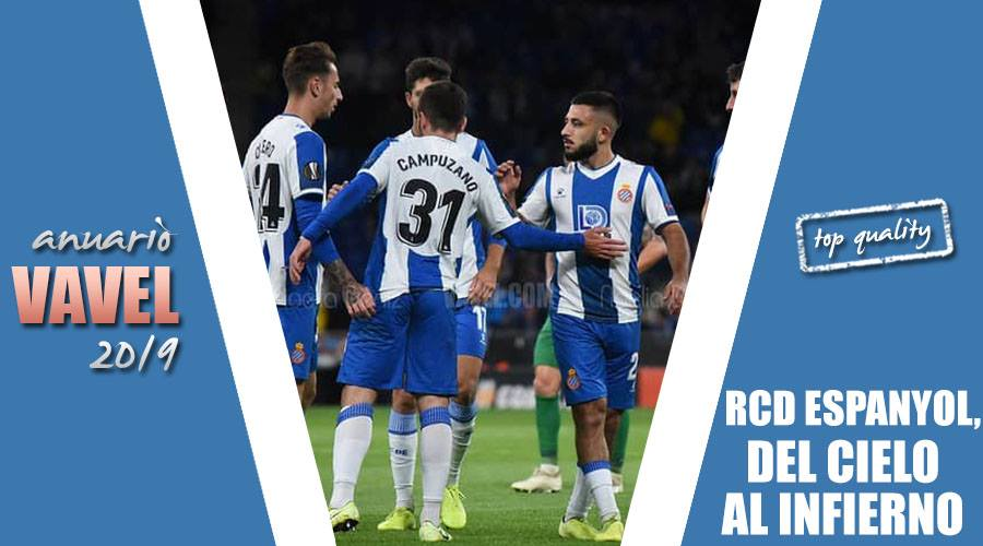 Anuario VAVEL RCD Espanyol 2019: del cielo al infierno