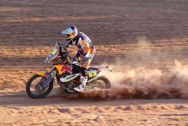 Dakar, nelle moto a Barreda la prima tappa