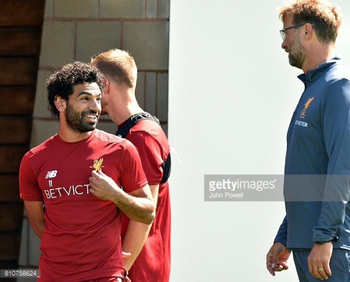 Mohamed Salah eligible to play for Liverpool after being granted visa