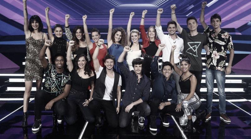 Sevilla baila, canta y se emociona al ritmo de la gira de Operación Triunfo