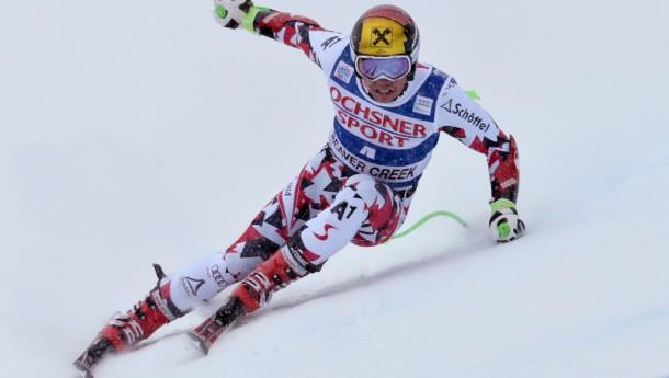 Alpine Skiing: Hirscher Wins Beaver Creek Super-G, Vonn Wins DownhillAgainIn Lake Louise