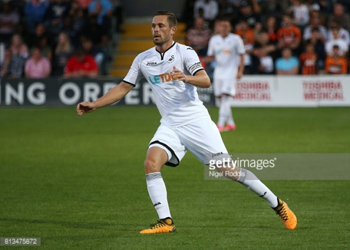 Gylfi Sigurdsson pulls out of Swansea City's US tour amidtransfer speculation