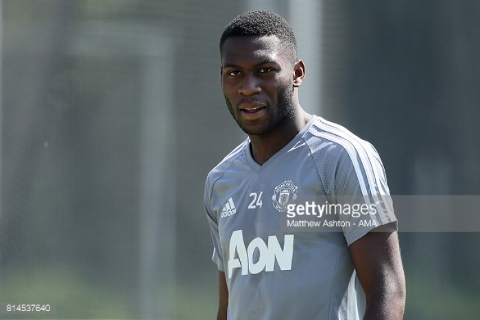 Crystal Palace announce the singing of Timothy Fosu-Mensah on a season-long loan deal