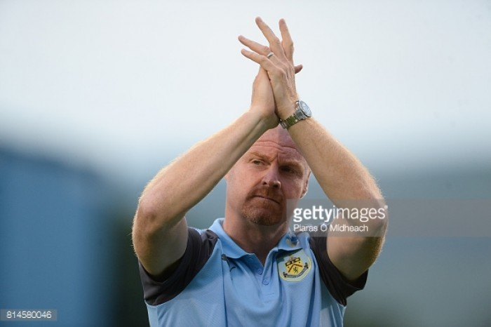 Sean Dyche hails perfect start to pre-season after Shamrock win