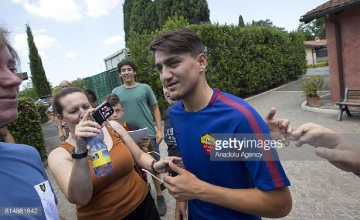 Roma confirm capture of Cengiz Under