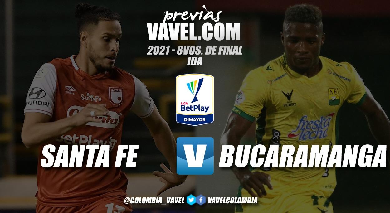Previa Independiente Santa Fe vs Atlético Bucaramanga: El inicio de la era Grigori Méndez