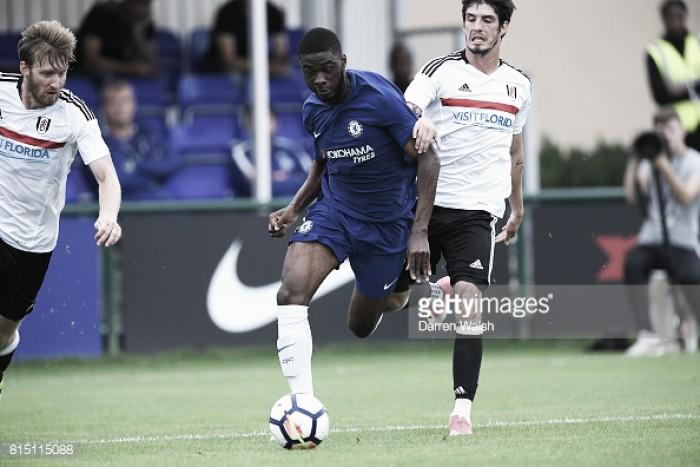 Lucas Piazón renueva con el Chelsea y jugará a préstamo en Fulham