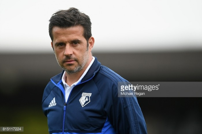 Marco Silva wants Watford to improve on last two seasons as Premier League opener looms