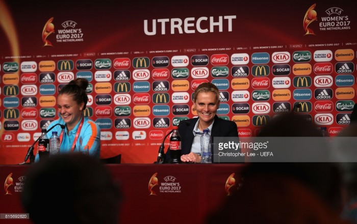 Barcelona and Holland midfielder Lieke Martens crowned The Best FIFA Women's Player