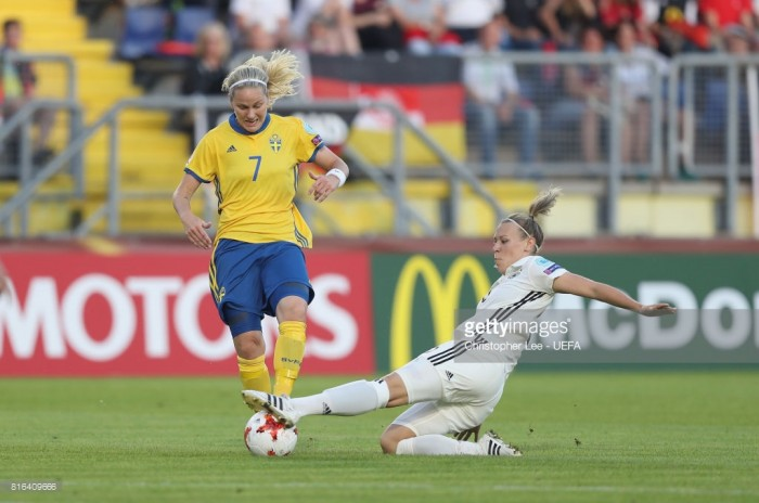 Euro 2017: Kristin Demann happy for the chance to help Germany progress